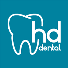 HD-dental | Deutsche Zahnarztpraxis in Ungarn Mobile Retina Logo