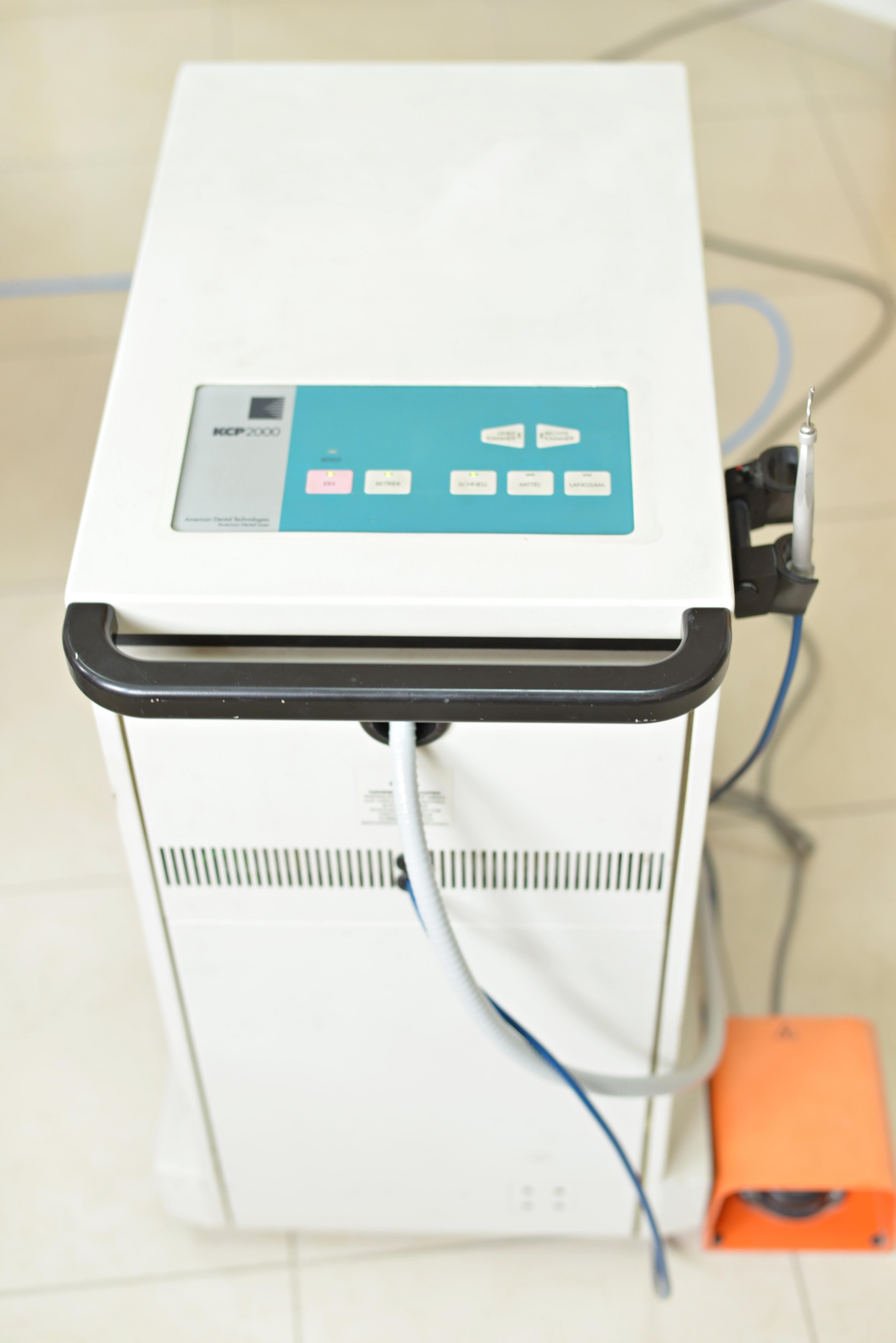Zahnarzt-Laser Biolase Waterlase Gerät