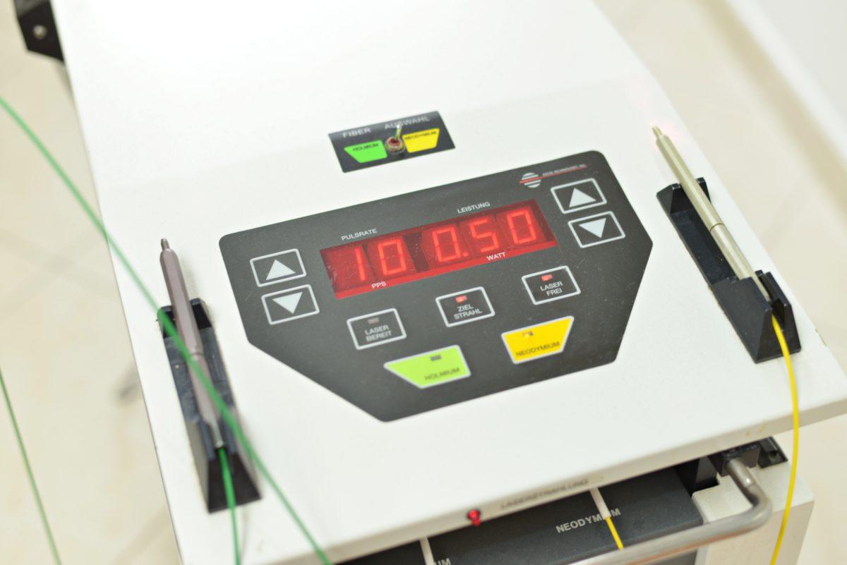 Zahnarztlaser YAG Laser