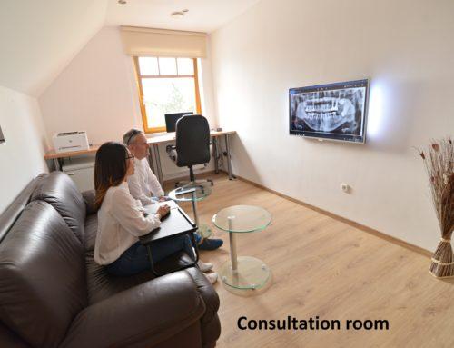 Konsultationsraum