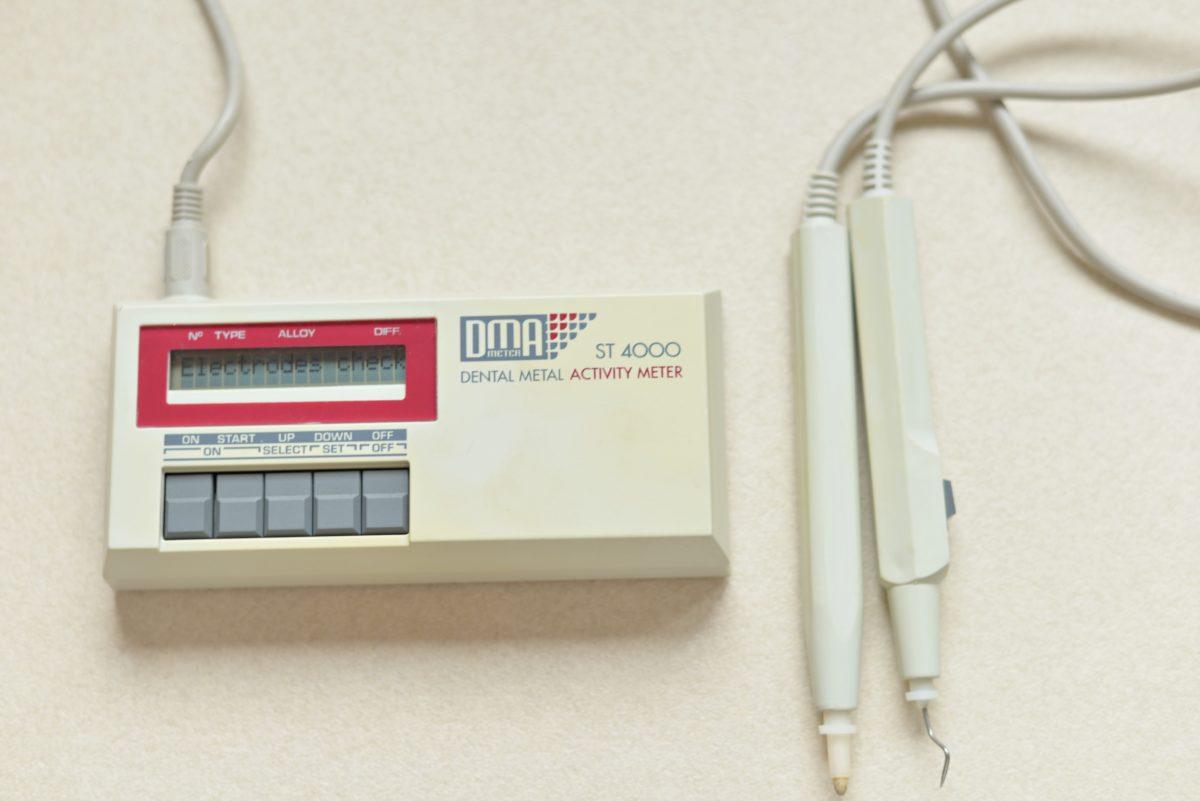 Dental Metal Activity Meter at HD-Dental